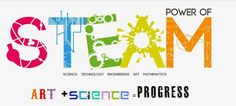 Why you should consider teaching STEAM education via Steam Education, Education Logo, Science Education, Science And Technology, Digital Technology, Steam Activities, Science Activities, Steam Logo, Steam Learning