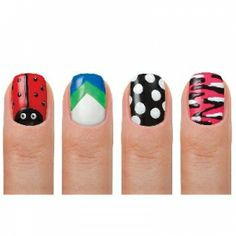 Hot Designs Nail Art Ideas charming easy nail art ideas to do at home and how to do easy nail art As Seen On Tv Hot Designs Basic Beauty Nail Art Pens Mills Fleet Farm