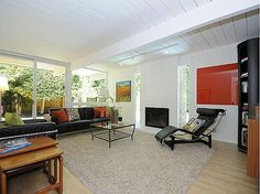 What do you think of the clear glass on the sides of the fireplace, as opposed to frosted?    Partially Enclosed Glass Atrium Bright Living Room w/ Fireplace & Sliding Door to BY Adjacent Bonus Room, Overlooking Pool Open Kitchen with Teak Cabinets, Tile Floors, Breakfast Bar & Family Sitting Area Master Suite Gorgeous Park-like Backyard w/ Patio, Fenced Pool, Sitting & Play Area 2 Car Garage Cherry Chase Elem-SV Middle-Homestead High #zillow