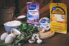 Осетинский пирог - пошаговый рецепт приготовления с фото Eggs, Breakfast, Recipes, Food, Morning Coffee, Eten, Egg, Recipies, Ripped Recipes