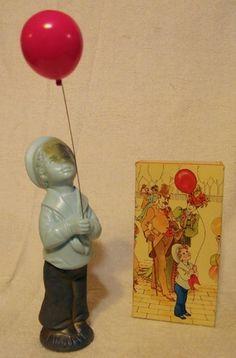Vintage 70s Avon Fly a Balloon Bird of Paradise Cologne Novelty Victorian Boy | eBay