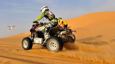 Abu Dhabi Quad Bike Tour refers to the adventurous journey through the golden desert in a quad bike, which is specially designed for the purpose. It is an adrenaline pumping adventure Read More : http://www.desertsafariabudhabitour.com/abu-dhabi-quad-bike-tour/