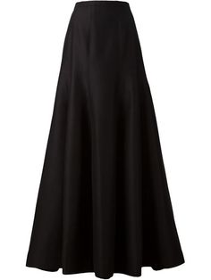 Shop Halston Heritage maxi circle skirt in Tootsies from the world's best independent boutiques at farfetch.com. Over 1500 brands from 300 boutiques in one website.