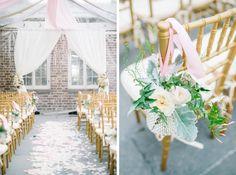 JOEY + LACEY'S HISTORIC RICE MILL WEDDING » Aaron and Jillian Photography www.branchdesignstudio.com