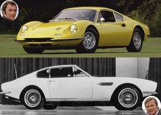 1970 Ferrari & 246 GT Dino