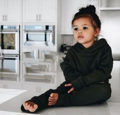Mini Fashion Cute Little Girl