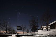 Das unsichtbare Haus: Wohnbox von DMAA