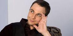 Jim Parsons. Sheldon on Big Bang Theory.