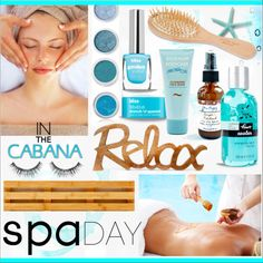 Spa Day * Turquoise by calamity-jane-always on Polyvore featuring beauty, Terre Mère, Bare Escentuals, Sephora Collection, Australian Bodycare, Bliss, Got2b, Urban Spa, Cost Plus World Market and Beauty