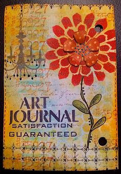 Studio 490: the 15 minute journal page challenge... http://www.studio490art.blogspot.com/2013/10/the-15-minute-journal-page-challenge.html
