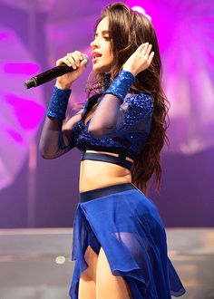 Fifth Harmony performs at the Pacific Amphitheatre at the Orange County Fair - 8/8