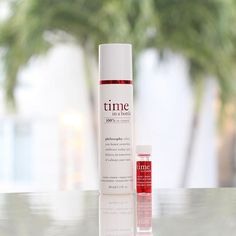 even if you're living on island time, it's always the right moment to nurture your skin with the reparative, anti-aging power of time in a bottle face serum. click the link in our bio to shop @nordstrom. #mytimeinabottle #skincare #lovephilosophy