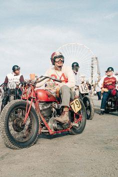 Historische Motorräder, The Race of Gentlemen (© seltmann+söhne/ Johannes Huwe)