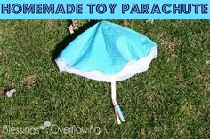 016000Today I want to share a tutorial with you for making a parachute. Not a big one, although the concept is probably similar, but a toy parachute. I first made up this pattern back in 2008. I made two parachutes for my oldest boys for Christmas by using a jacket that had been given to us.... Read More »