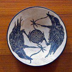 Hugin & Munin bowl
