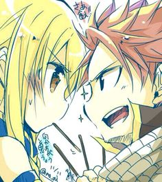 natsu and lucy