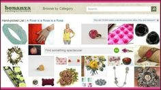 Great for Small Craft Business : 25 Places to Sell Handmade Crafts Online