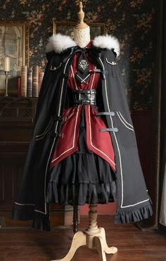 Cosplay Outfits, Anime Outfits, Mode Outfits, Cosplay Dress, Old Fashion Dresses, Fashion Outfits, Pretty Outfits, Pretty Dresses, Mode Harry Potter
