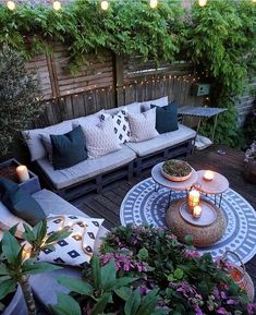Beautify Your Outdoor Space on a Budget - Patio Furniture - Ideas of Patio Furni., Beautify Your Outdoor Space on a Budget - Patio Furniture - Ideas of Patio Furniture - Summer is in full swing and utilizing your pati. Cozy Backyard, Backyard Patio Designs, Backyard Pergola, Pergola Designs, Cozy Patio, Small Backyard Design, Rustic Patio, Small Backyard Pools, Patio Canopy