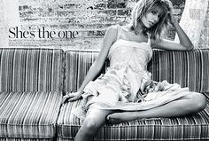 Taylor Swift for Vogue Australia