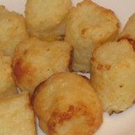 cauliflower tater tot-reall? I need to try these.