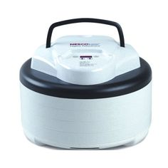 Nesco Dehydrator FD-77DT with 4 Trays and Timer