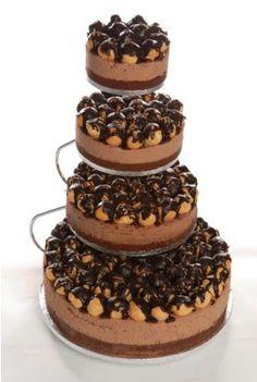 Il cheesecake ai profiteroles: il non plus ultra della golosità!