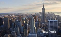 New York Skyline One Of The Best Cities You Can Visit