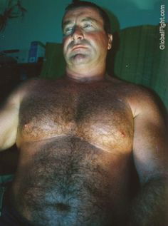Carolina Jim musclebear daddy GLOBALFIGHT DVDs