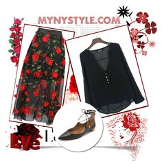 """""""Jacky 29/30"""" by dilruha ❤ liked on Polyvore featuring H&M"""
