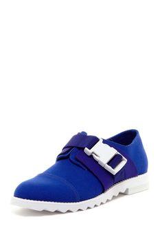 adidas SLVR Brogue Buckle Shoe. $79.00 on @HauteLook