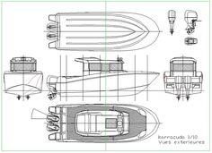 Plans Barracuda