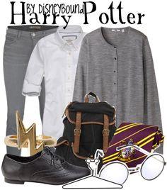 Harry Potter Disneybound
