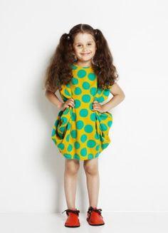 Ketunleipä dress | Dresses | Marimekko ... if only they made these for big kids!