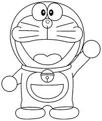 kids coloring pages doraemon hindi - photo#4