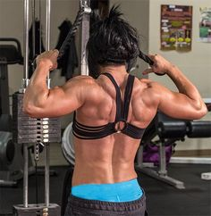 Delt Homicide: Dana Linn Bailey Shoulders Workout - Bodybuilding.com