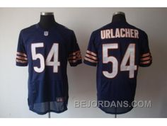 http://www.bejordans.com/free-shipping-60-off-nike-nfl-chicago-bears-54-urlacher-blueelite.html FREE SHIPPING ! 60% OFF! NIKE NFL CHICAGO BEARS #54 URLACHER BLUE[ELITE] Only $20.00 , Free Shipping!