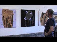 Peter Sharp: Studio Visit