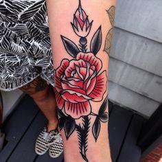 Mike Adams, homestead tattoo