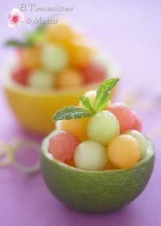I've always loved little round fruits!