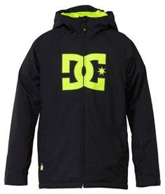 Big logo and extra-insulated, the Story keeps kids cozy and shredding through the storm.