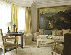 ** Elegant living room