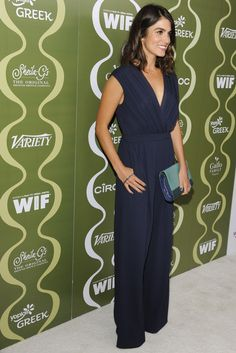 Nikki Reed at the Variety party. [Photo by Amy Graves]