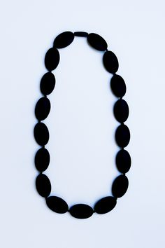 """The """"Hannah"""" Silicone Teething Necklace"""