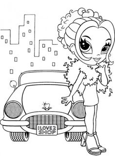 lisa frank coloring pages picture 4 550x778 picture