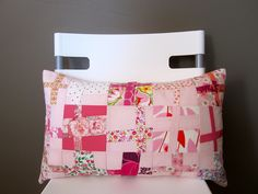 pink cross pillow 2 by pinklemonadeboutique, via Flickr