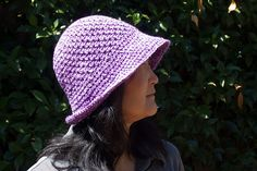Timba cloche hat by bogiebogie | crochet pattern, free on Ravelry.com