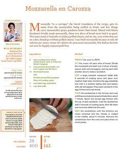 The recipe!
