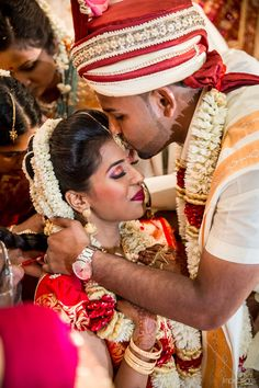 Mathan & Nirossa – Hindu Wedding – Toronto, Canada | Impressions by Annuj