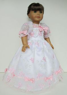 American girl doll clothes MILA Full Length by AtelierTamieNY, $1130.00
